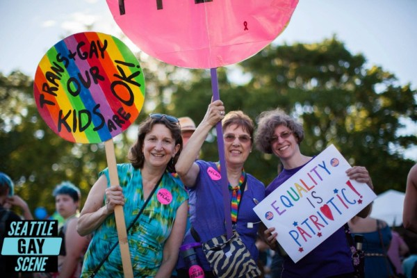 PRIDE Photos: Trans*Pride | Seattle Gay Scene | Your Daily ...