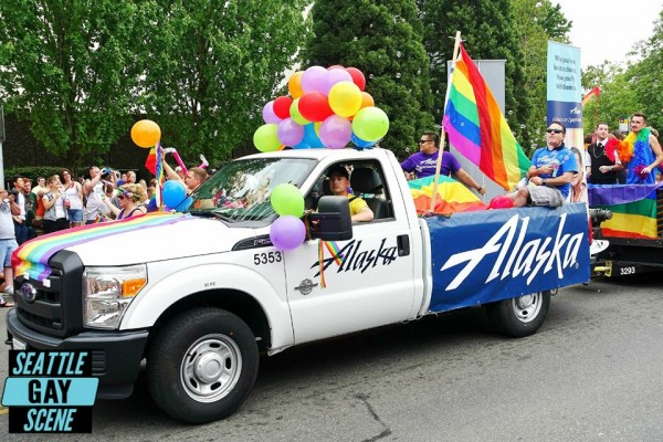 Seattle Pride And Delta Ban Alaska Air Employees From 2016 ...