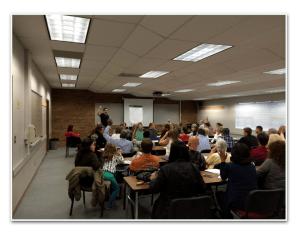 Seattle Investors Club monthly meeting