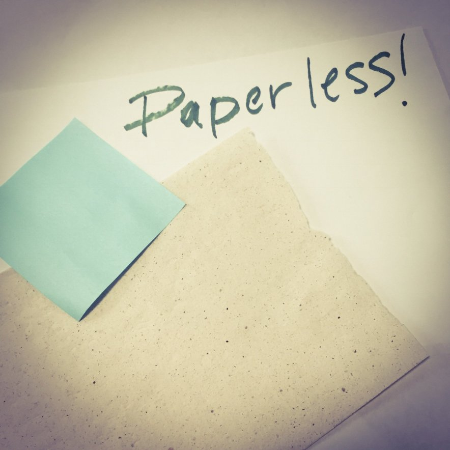 paperless documents