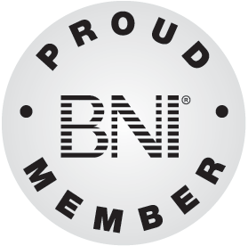 proud member of BNI Northwest's Madison Marketeers