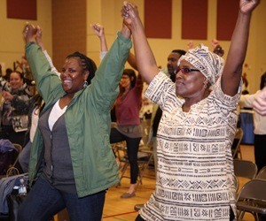 Kidney Health Fest For African American Families