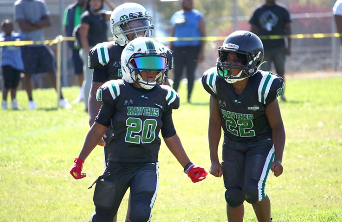 11U Showdown: Ravens Hold Off The Panthers Comeback Attempt To Secure Opening Week Win