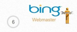 6 Seo Tool - Bing Webmaster