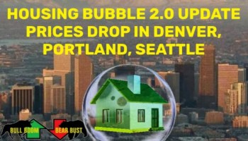 U S  Housing Bubble Bust? Home Prices Fall Nationally