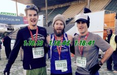 Three Random Guys Trying to PR in the Half Marathon: An Oral History