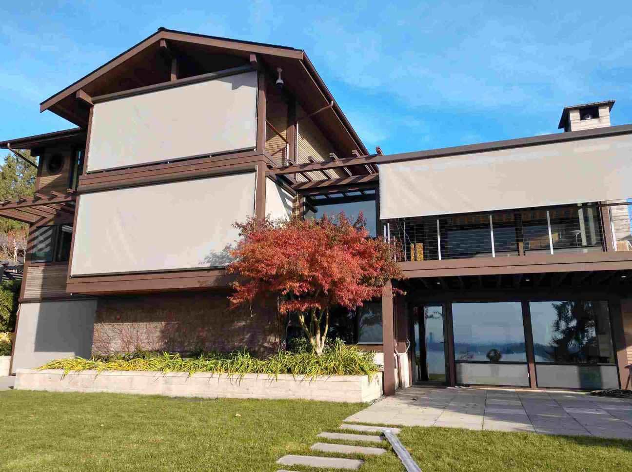 Why Homeowners Love Exterior Solar Shades in Renton ...