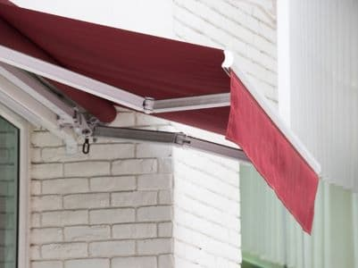 retractable awnings kenmore