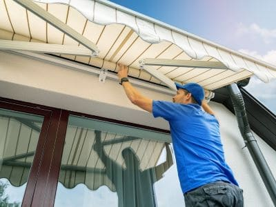 affordable awning installation bellevue