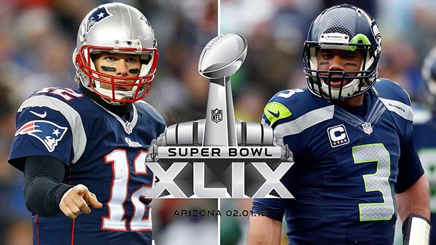 Super Bowl XLIX: QBs Matchup