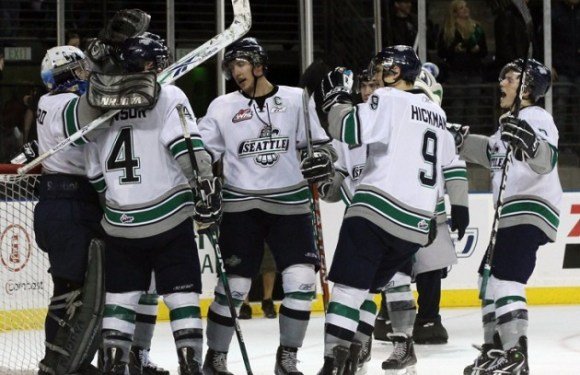 Seattle Thunderbirds Weekend Recap: T-Birds Ice it