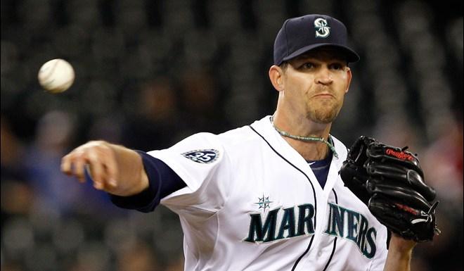 Seattle Mariners: Getting to Know Tom Wilhelmsen