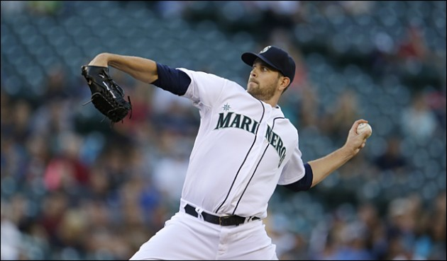 Seattle Mariners: Getting to Know James Paxton