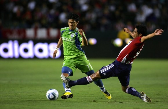 Sounders FC: Grinding out a Win against Houston