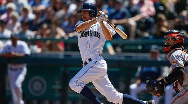 Seattle Mariners: Chris Taylor Injured, Out 4-6 Weeks