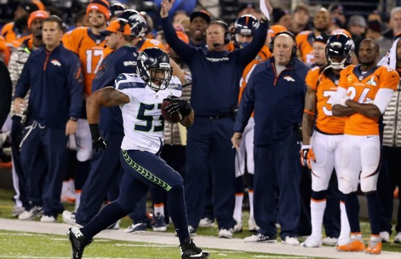 Seattle Seahawks: Super Bowl 48 MVP Malcolm Smith to Oakland