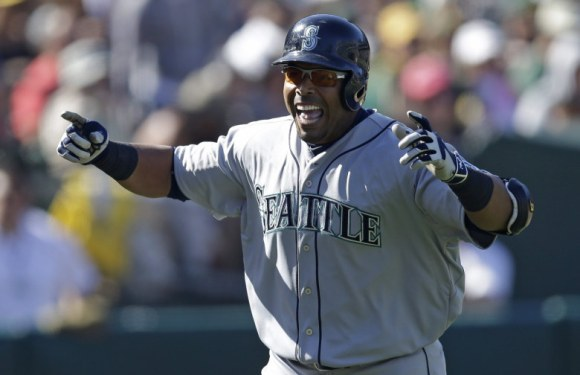 Seattle Mariners: Nelson Cruz Wins AL Player of the Week