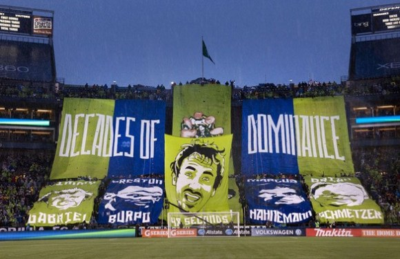 Sounders FC: Preview April 26, 2015  vs. Portland Timbers
