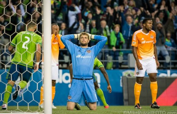 Seattle Sounders: Dynamo fall to the Sounders in a sloppy affair
