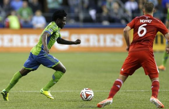 Sounders FC:  Obafemi Martins earns MLS Goal of the Week