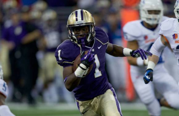 UW Football:  WR/CB John Ross III Out for the Season