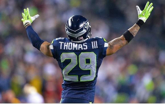 SSU congratulates 2015 Pro Bowl selection: Seahawks FS Earl Thomas
