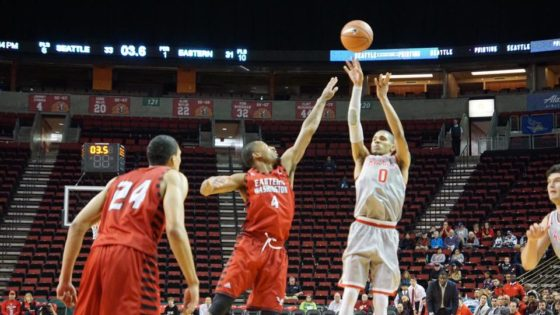 Seattle University Roundball Roundup: Redhawks take it to the limit against some Eagles but get a split