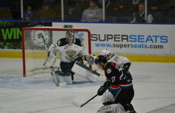 Everett Silvertips Carter Hart named WHL Goaltender of the Week