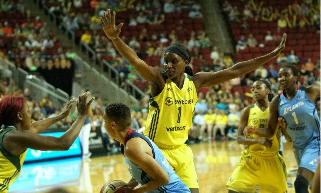 Stewie named player of the week, but Langhorne unstoppable as Storm down Dream