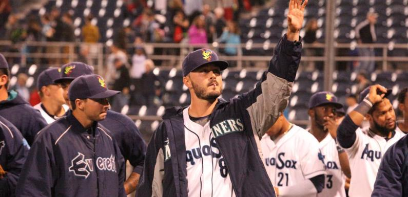 AquaSox: Strong Home-stand Finish to an Exciting Season