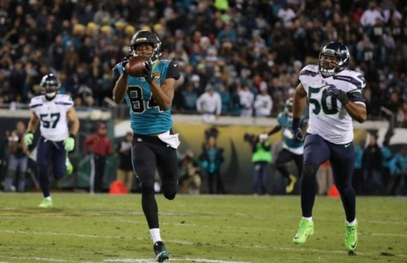 After tense 30-24 road loss to Jacksonville, Seahawks now play LA for NFC West division lead
