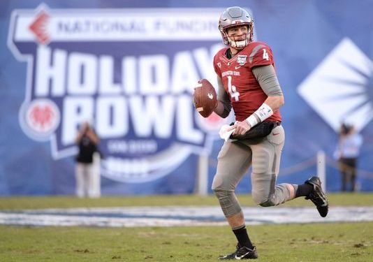 Cougars take on Spartans in Holiday Bowl
