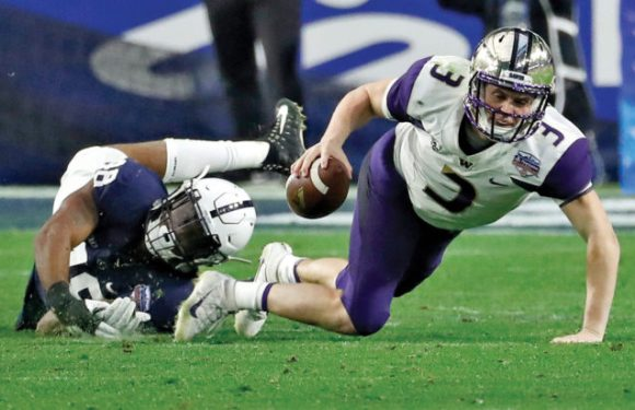 Huskies come up short against Penn St in the Fiesta Bowl