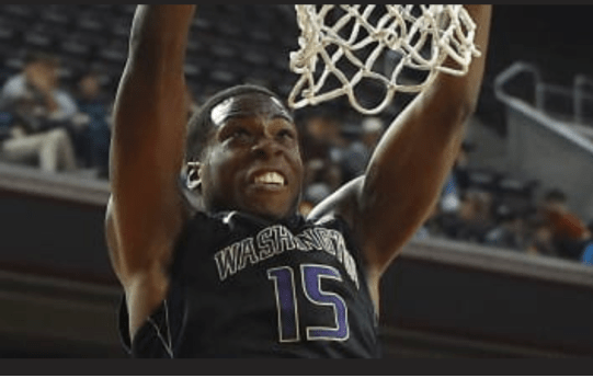 UW's Noah Dickerson is the NCAA Basketball Player of the Week