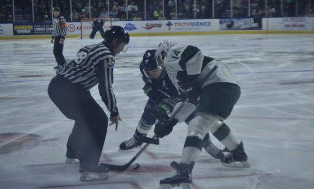 Silvertips take out Seattle 4-0, win the 1st round of the WHL playoffs