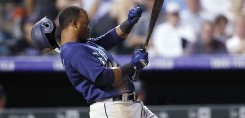 Swept and losing ground, Mariners fall to Rockies