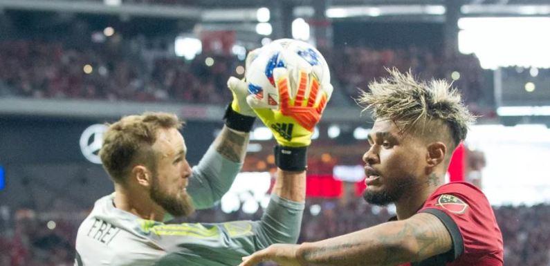 Sounders find a way to tie Atlanta United 1-1