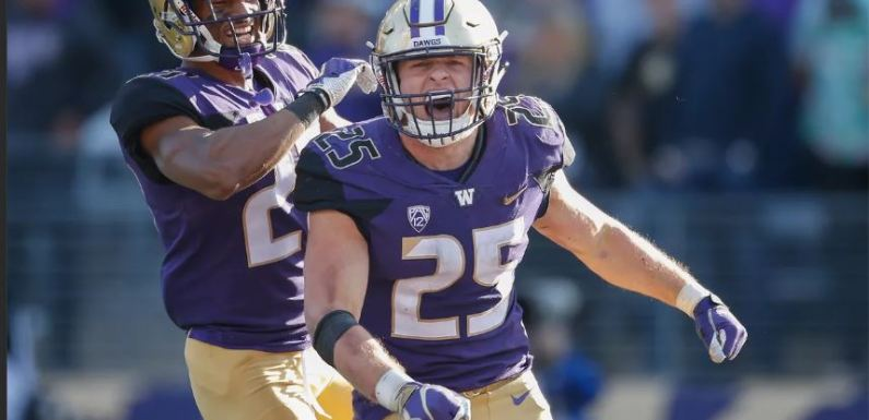 UW linebacker Ben Burr-Kirven wins 2nd Lott Trophy