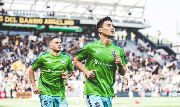 Sounders handed a reality check in 1st loss of year