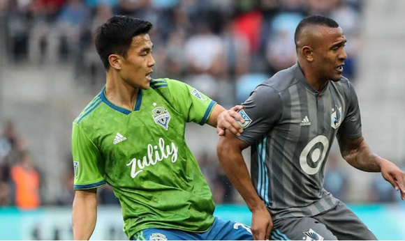 Not the preferred result, but Sounders pick up a point on the road