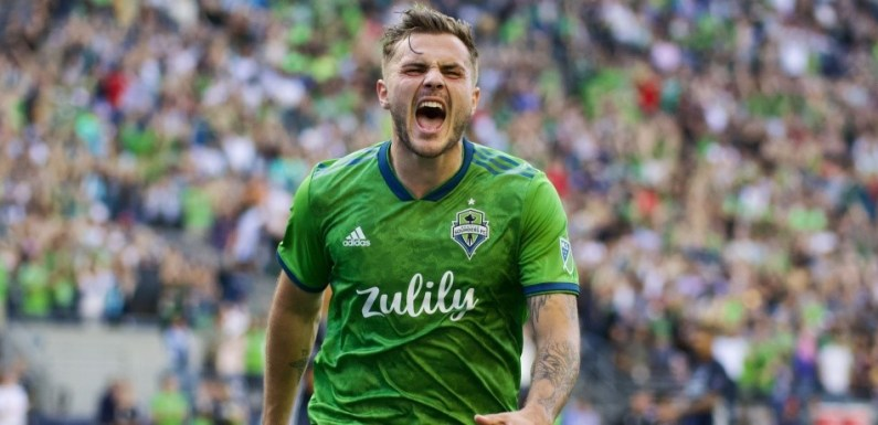 Sounders win 4-3 in a wild shootout with LA Galaxy