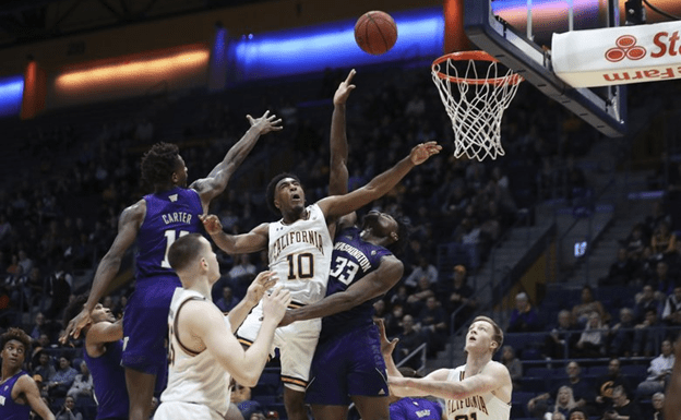 Washington Huskies in spiral as they lose to both Bay area teams