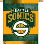 Seattle Super Sonics Fan Gear