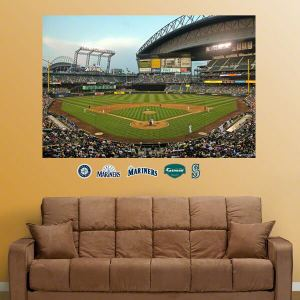 Seattle Mariners Fathead Fan Gear