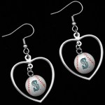 Seattle Mariners Earrings