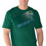 Seattle Sounders FC Tops – Jerseys – T-Shirts