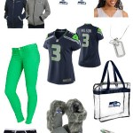 Seattle Seahawks Ladies Game Day Outfit
