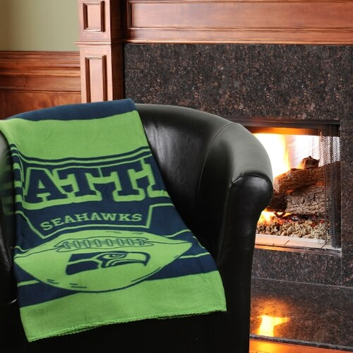 Seattle Seahawks Bathroom Gear · Seattle Seahawks Blankets And Throws