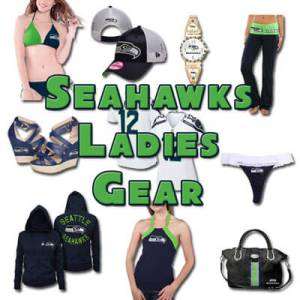 Lady Seahawk Clothing