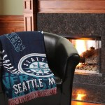 Seattle Mariners Blankets and Throws